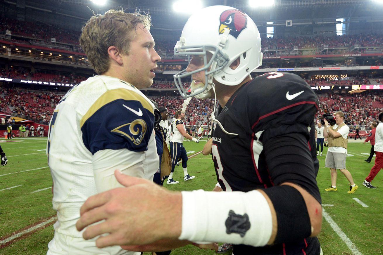 Wholesale NFL Nike Jerseys - St. Louis Rams vs. Arizona Cardinals: Week 13 Staff Predictions ...