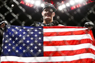UFC general manager wants 'Brazilian Killer' Chris Weidman defending title at Maracana