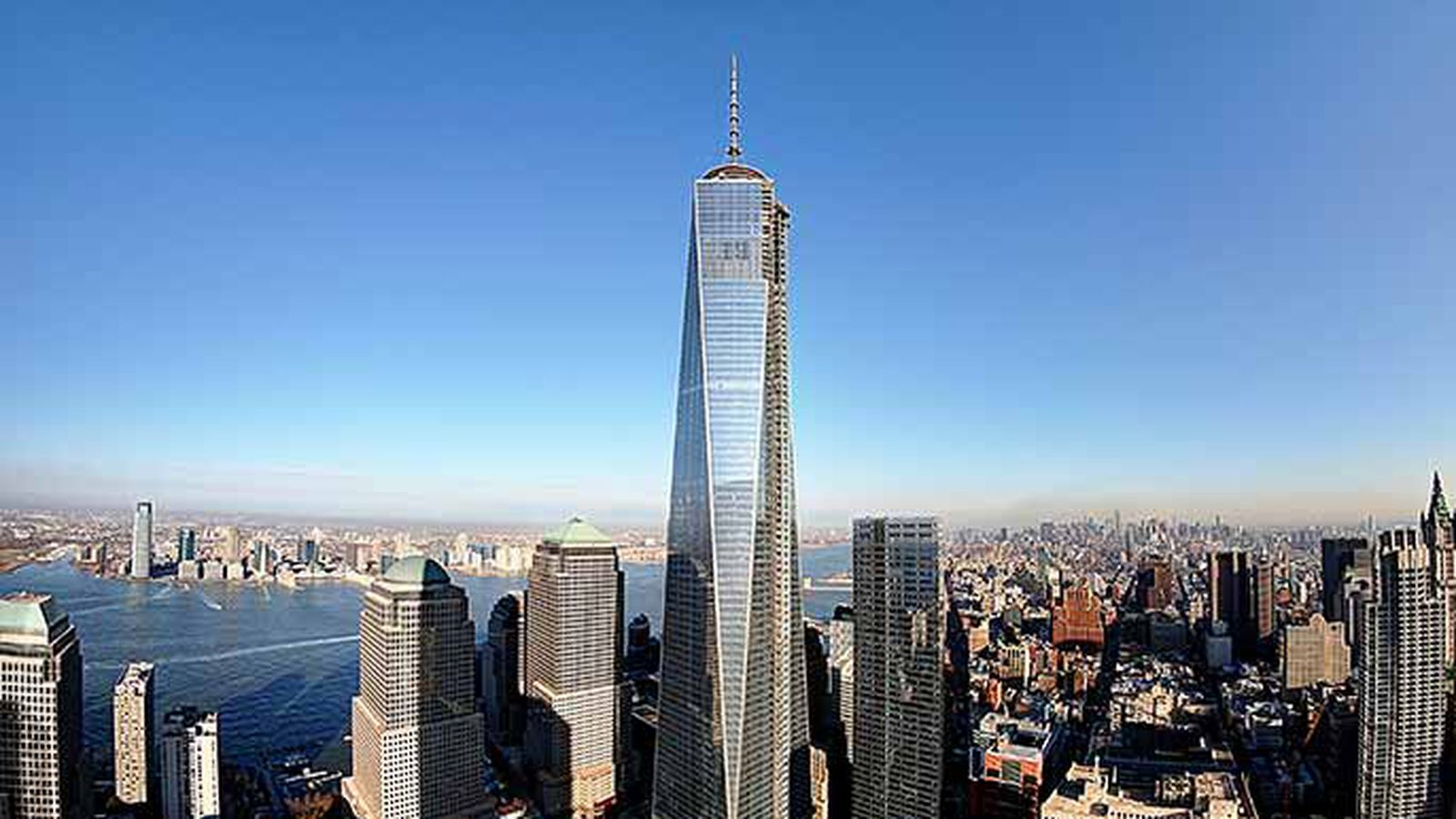 Dine Near The Top Of One World Trade Center When The