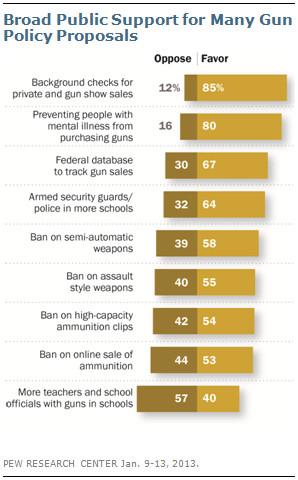 stricter gun control essay