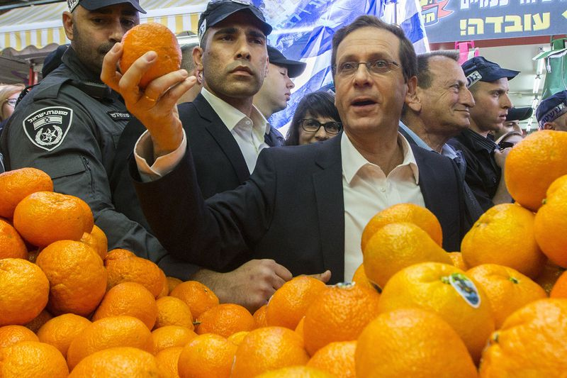 Israel's Labor/Hatnuah ticket has emphasized economic issues. Credit: Jack Guez/APF/Getty Images/Vox