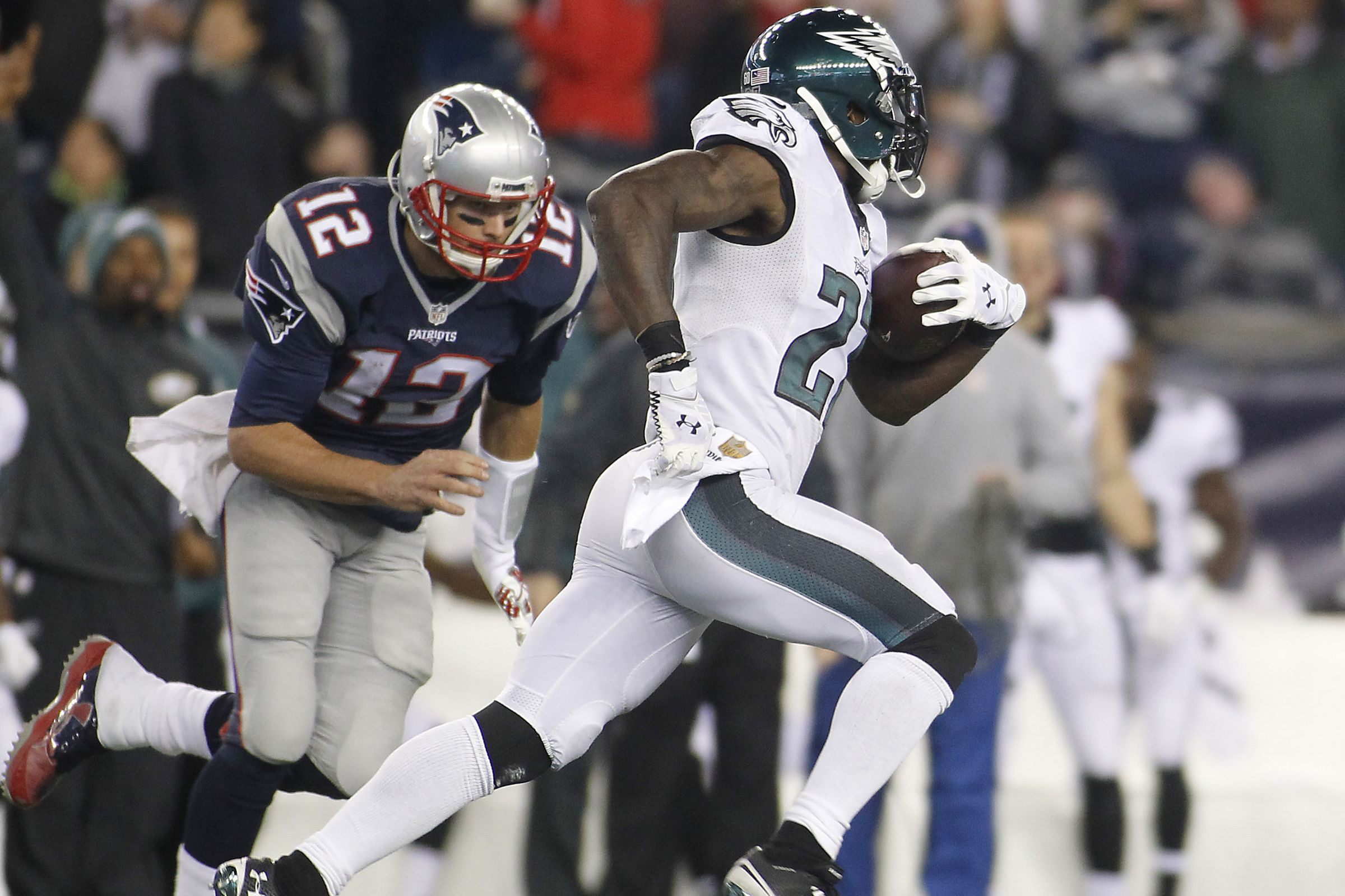 Eagles vs. Patriots - Winners and Losers: Big plays help ...