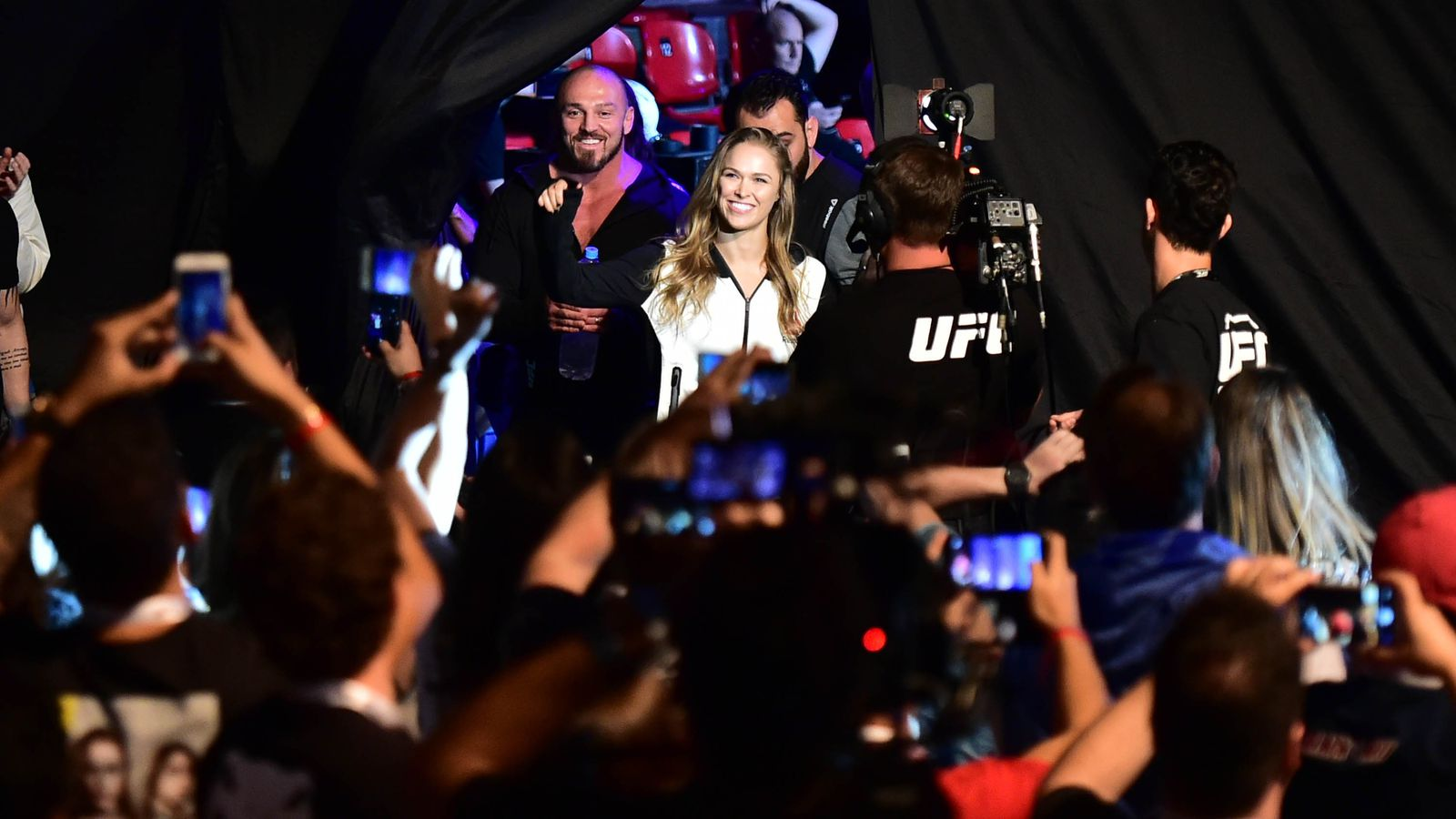 Ufc 190 rousey vs correia results mma fighting