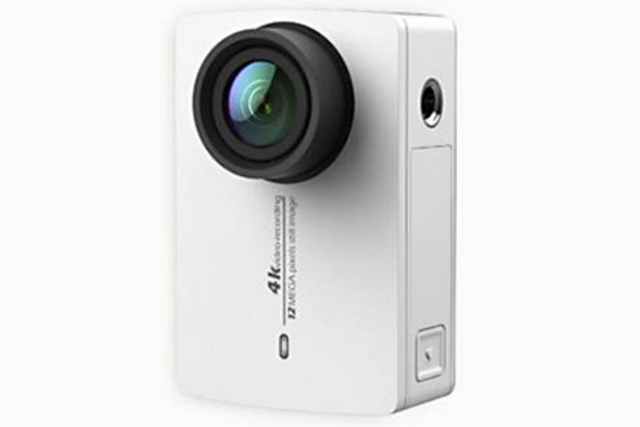 Xiaomi Yi Action Camera 2 With 4K Video Support Launched