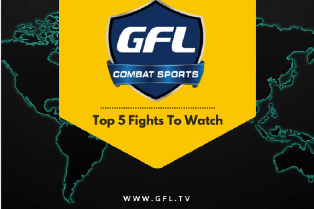 community news, GFL preview: Top 5 fights to watch on Go Fight Live this weekend