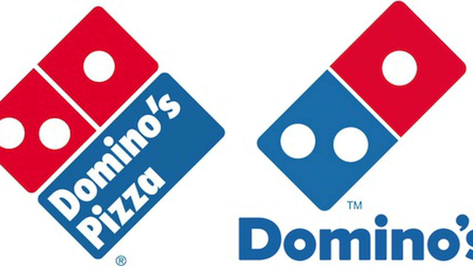 Domino 39 s removes 39 pizza 39 from its new logo eater for Domino pizza