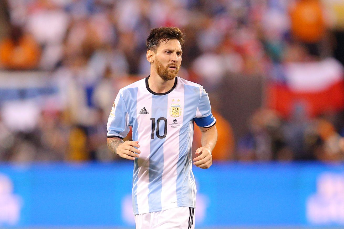 Lionel Messi comes out of worldwide retirement