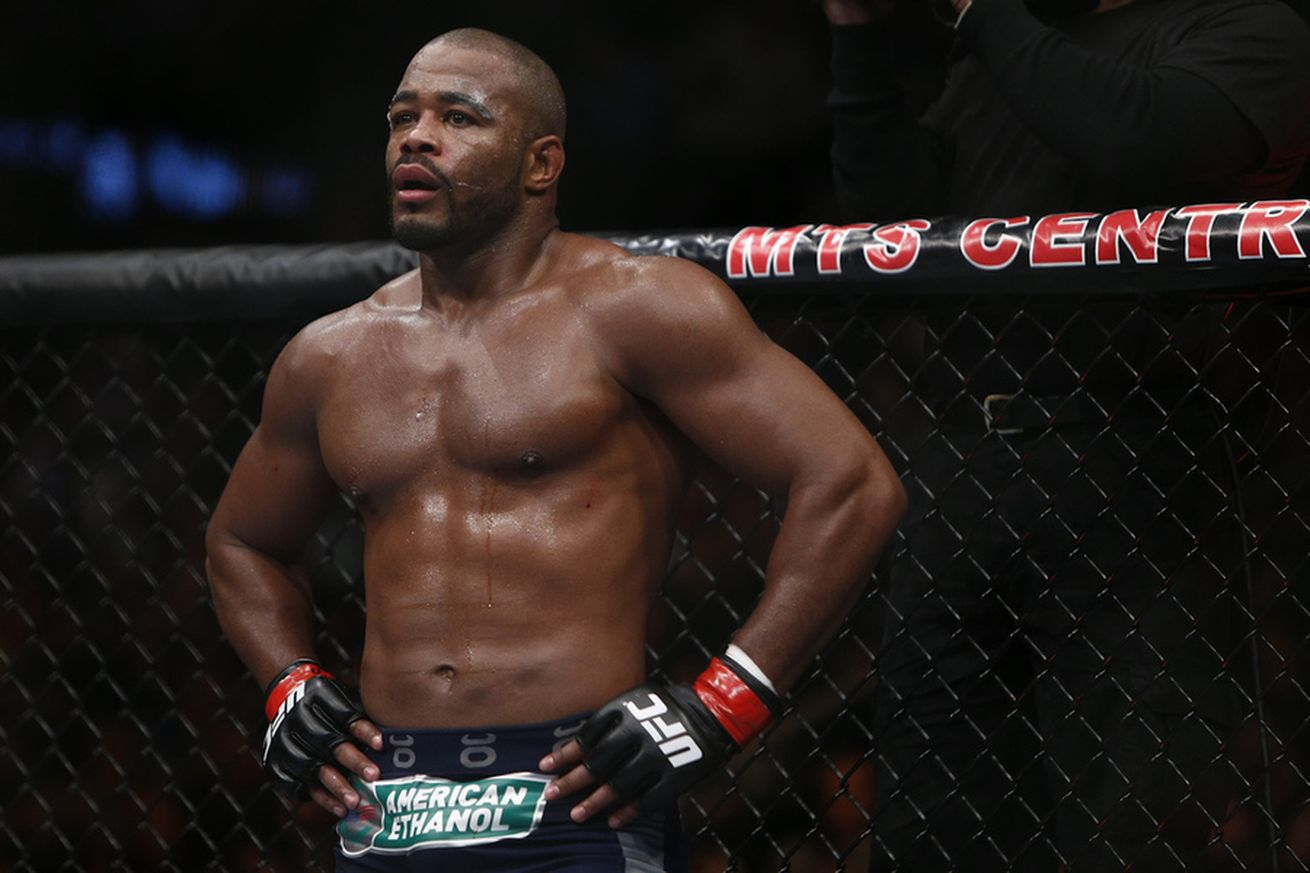 Monday Morning Hangover: Whats next for Rashad Evans after knockout loss to Glover Teixeira?