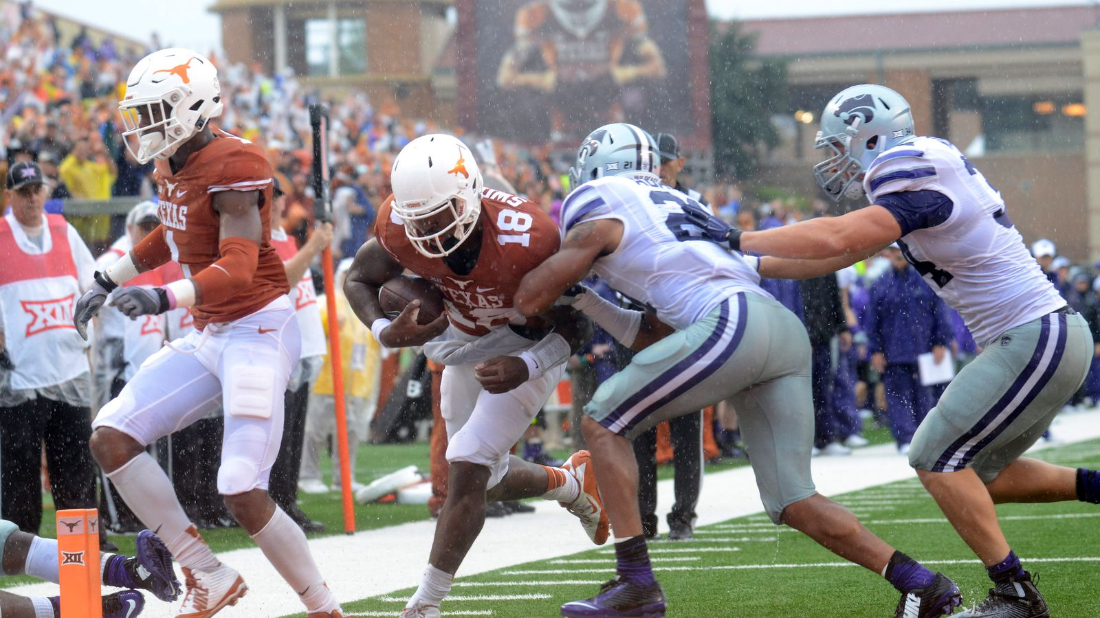 Swoopes in the 18 wheeler package again in 2016 burnt orange nation