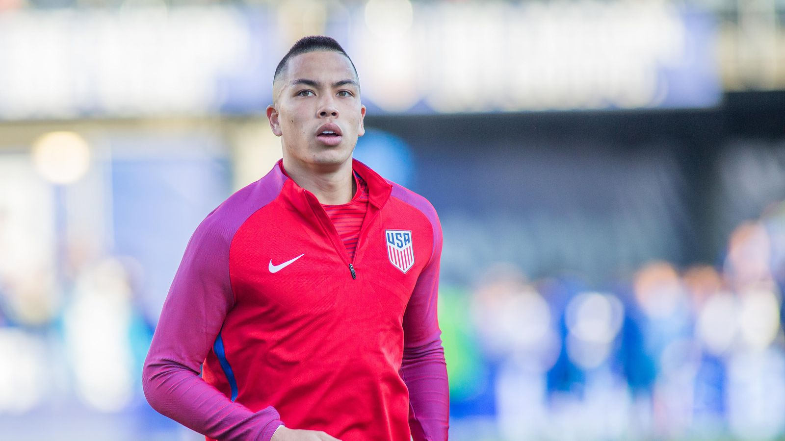 Bobby Wood set for transfer to Hamburg - Stars and Stripes FC