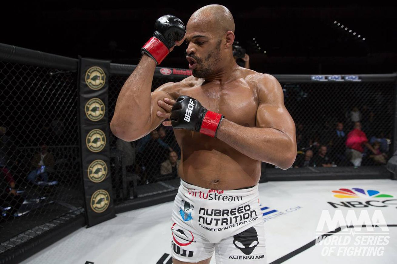 WSOF 30 results: David Branch retains the middleweight title, Jon Fitch captures welterweight gold