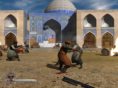 Quest of Persia: Nader's Blade
