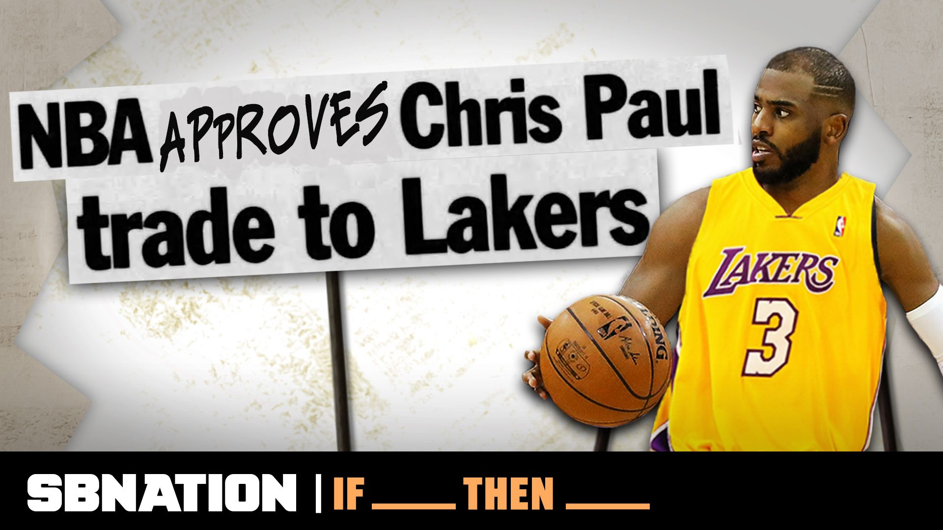 What if David Stern had let Chris Paul to the Lakers happen  - SBNation.com efa558da9