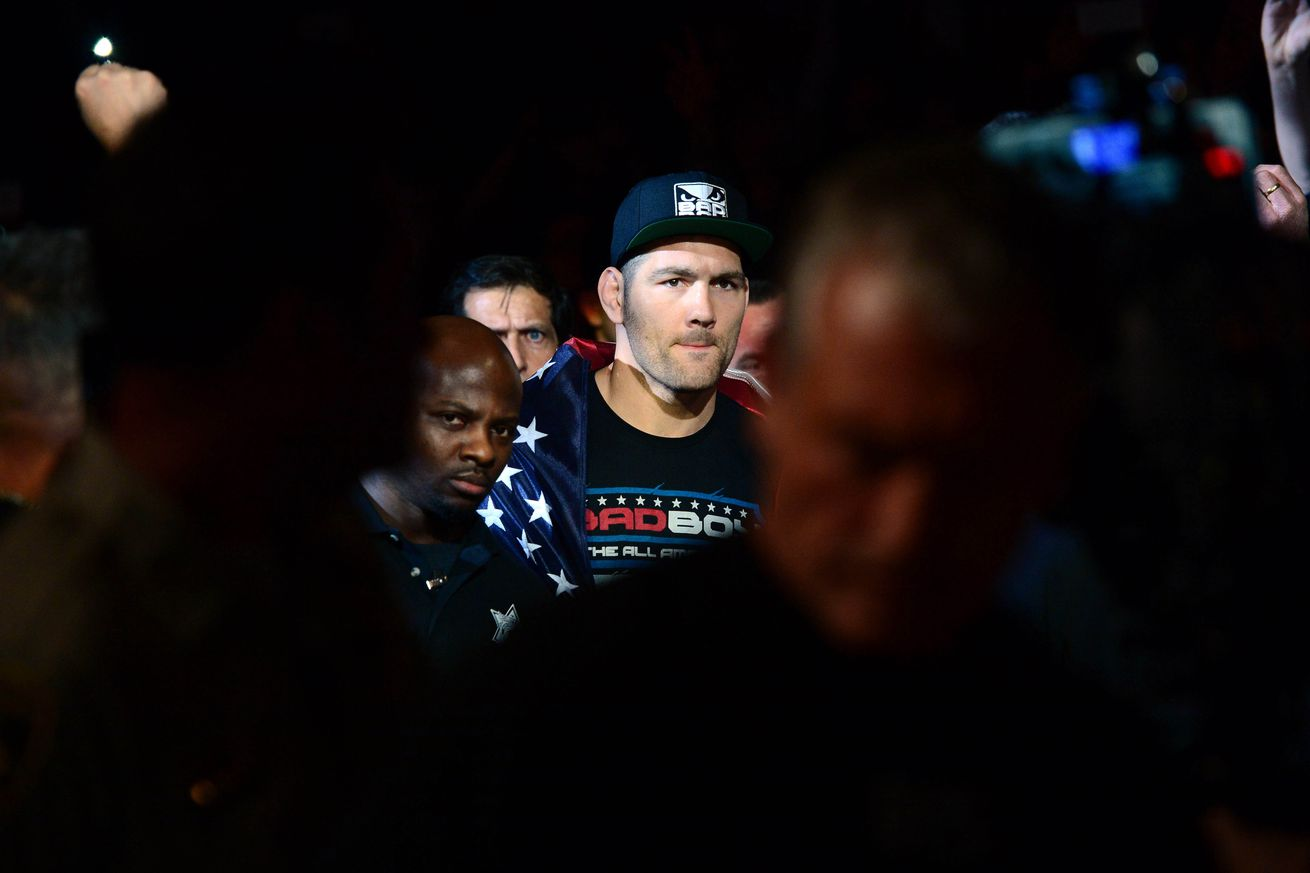 community news, Chris Weidman rips UFCs joke of a system for booking Michael Bisping vs Dan Henderson title rematch