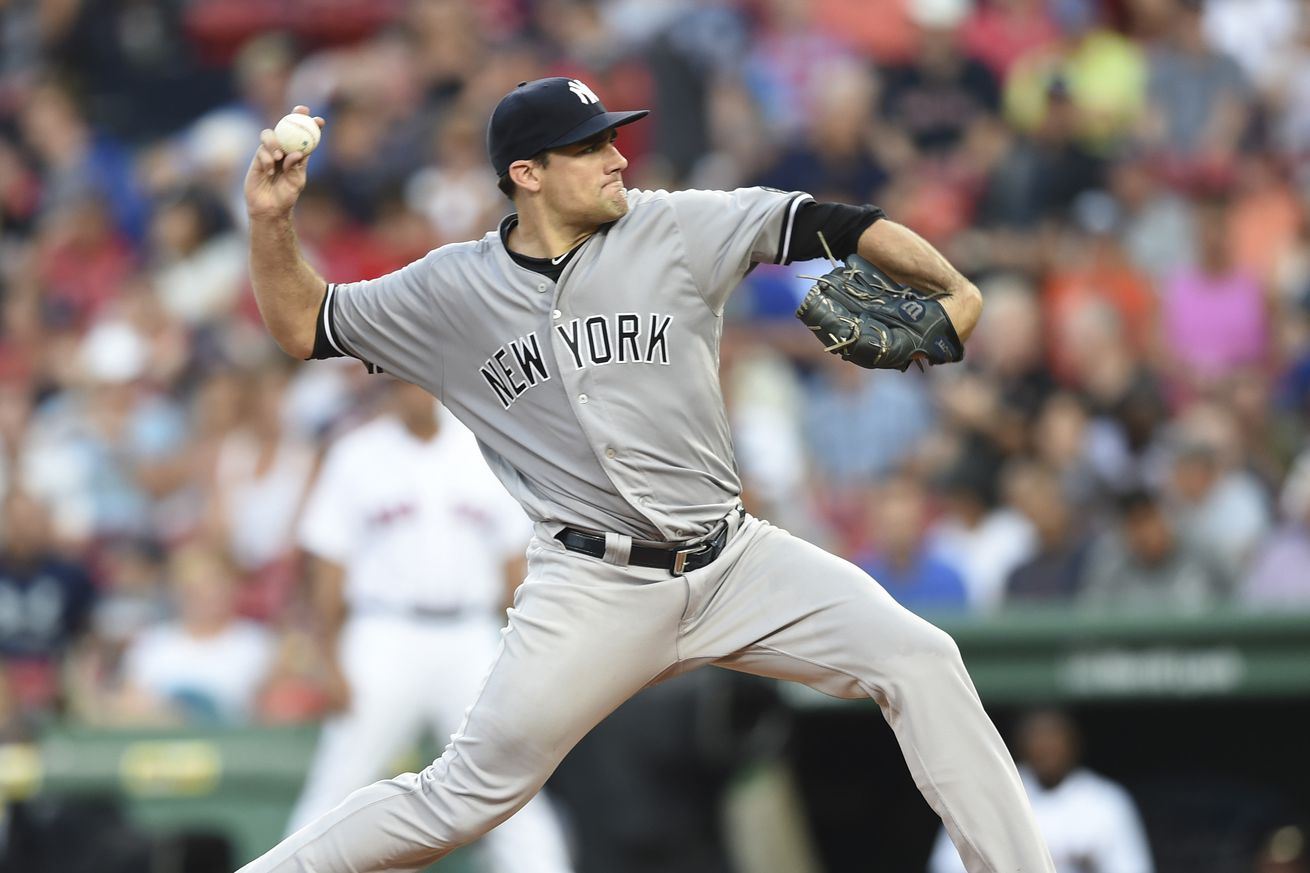 Yankees' Nathan Eovaldi out for entire 2017 season