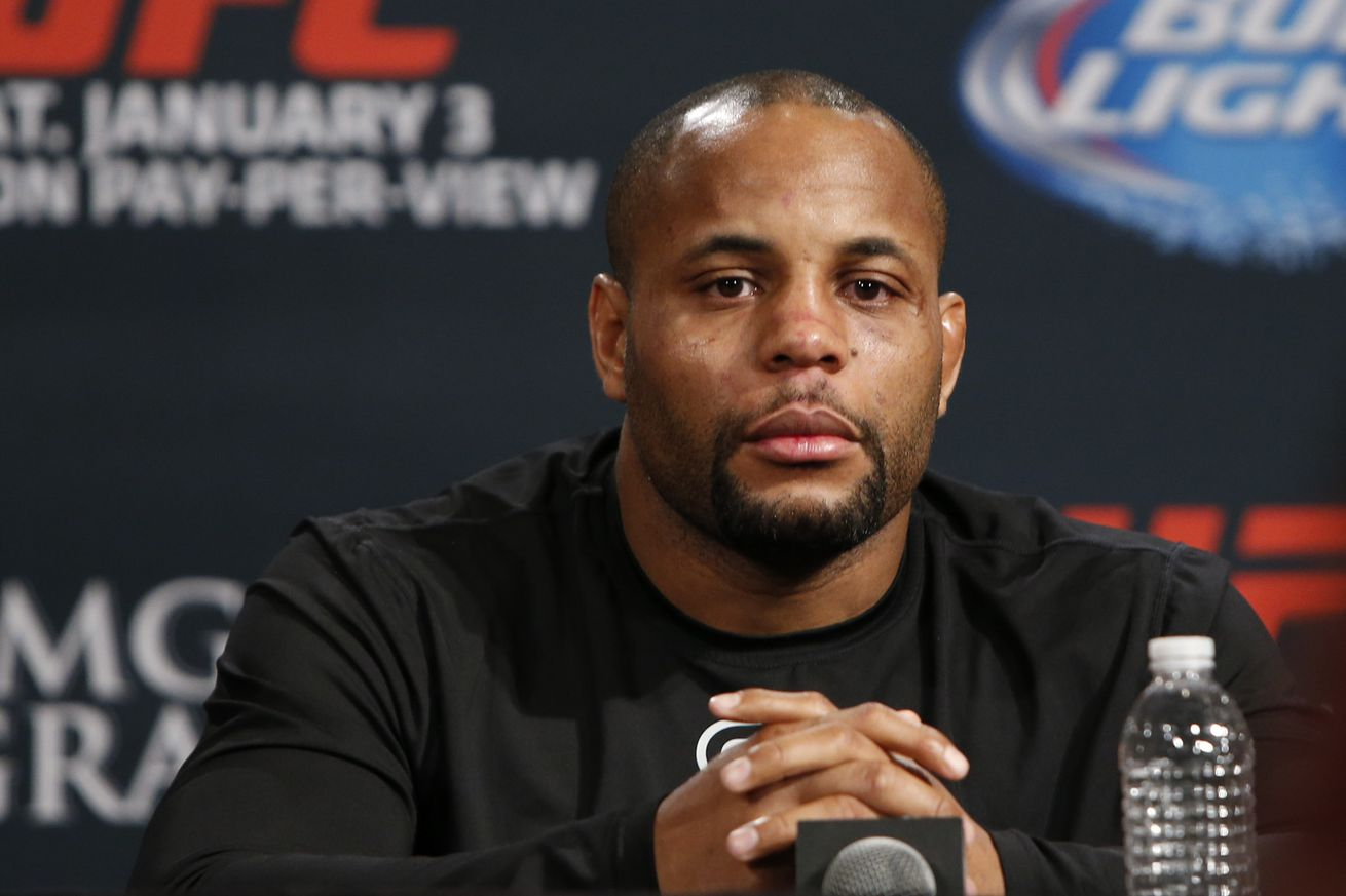 community news, Daniel Cormier injured, out of UFC 197 rematch against Jon Jones