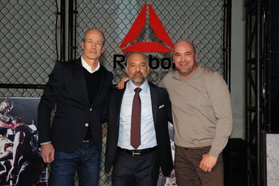 Reebok has a message for sponsorship haters: UFC decides how its fighters are paid, not us