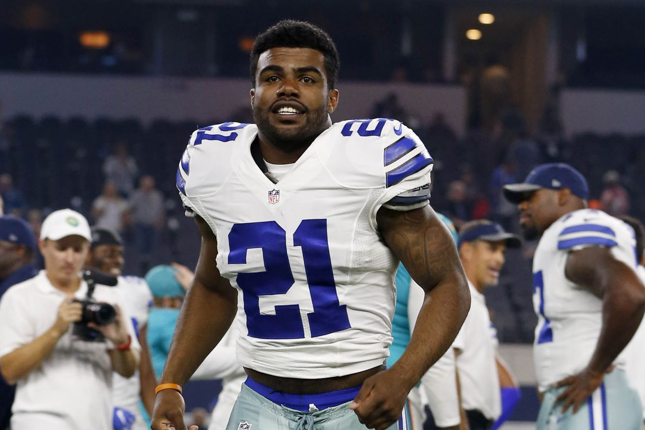 Cowboys News & Notes: Dallas About To Run Roughshod Over The NFL