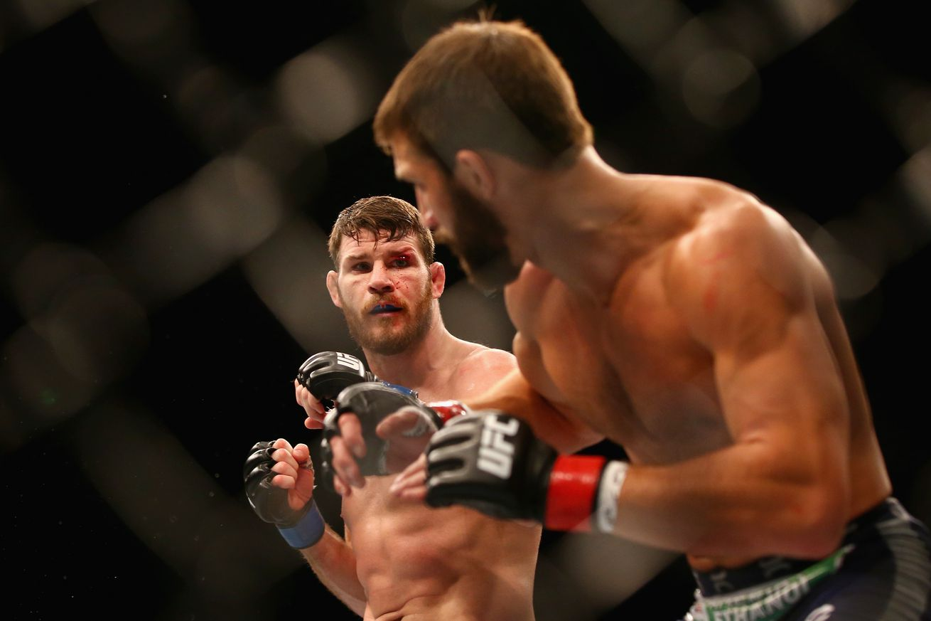community news, Fightweets: Does Michael Bisping stand a chance against Luke Rockhold?