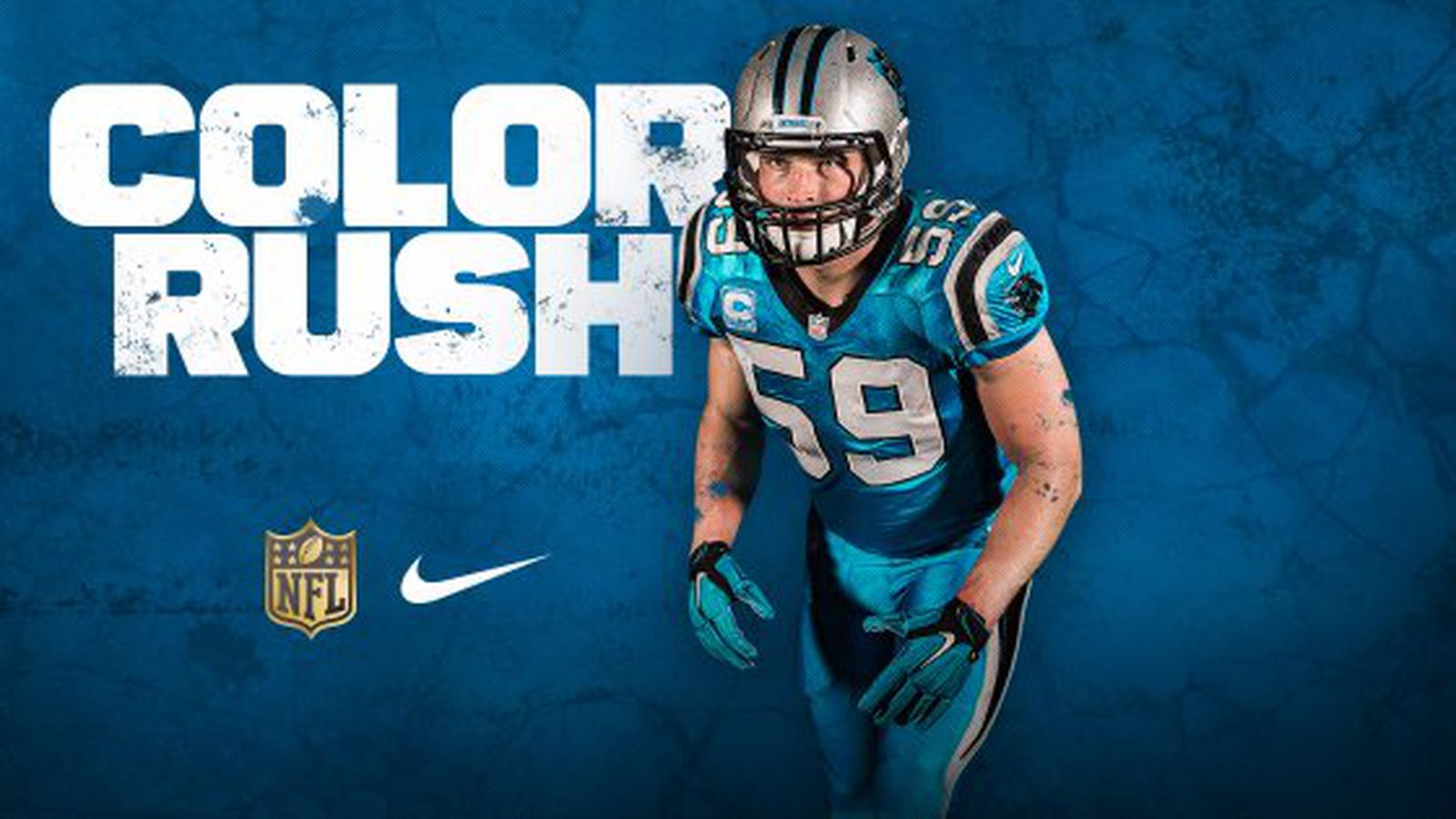 Panthers Unveil Color Rush Uniforms For Thanksgiving