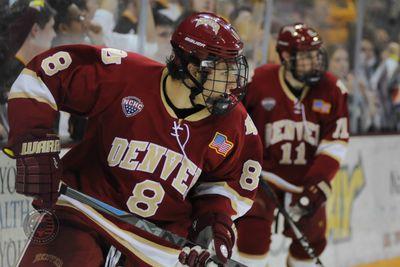 NCHC: 2015 NHL Draft Prospect Profile: Trevor Moore