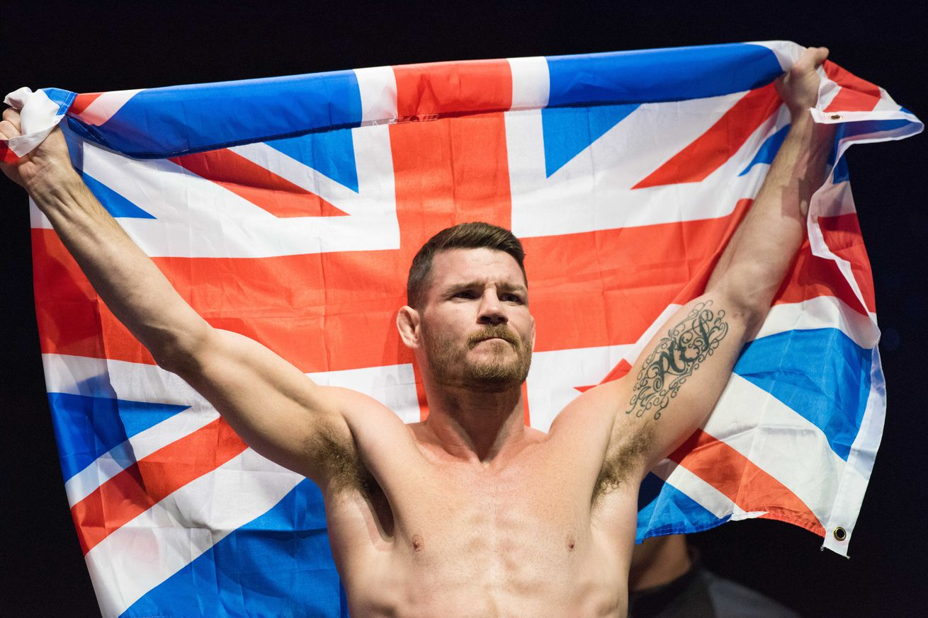 Michael Bisping plans to stick it to everybody that doubted him