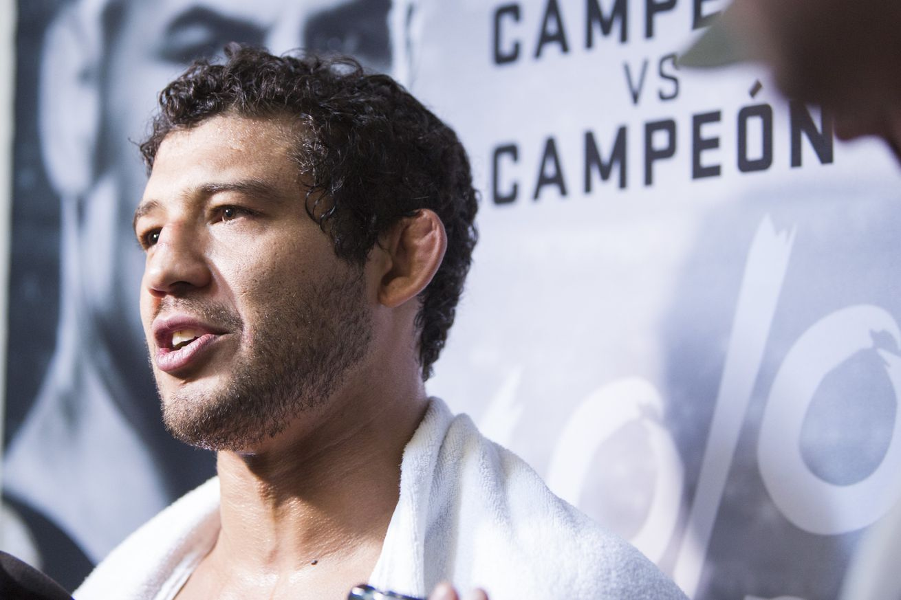 Gilbert Melendez owns his mistake, says hes ready to move on from suspension