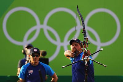 Archery - Olympics: Day 1