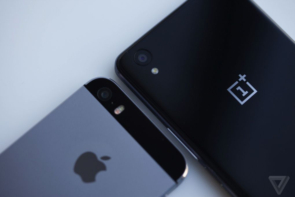 Oneplus x vs iphone 5s