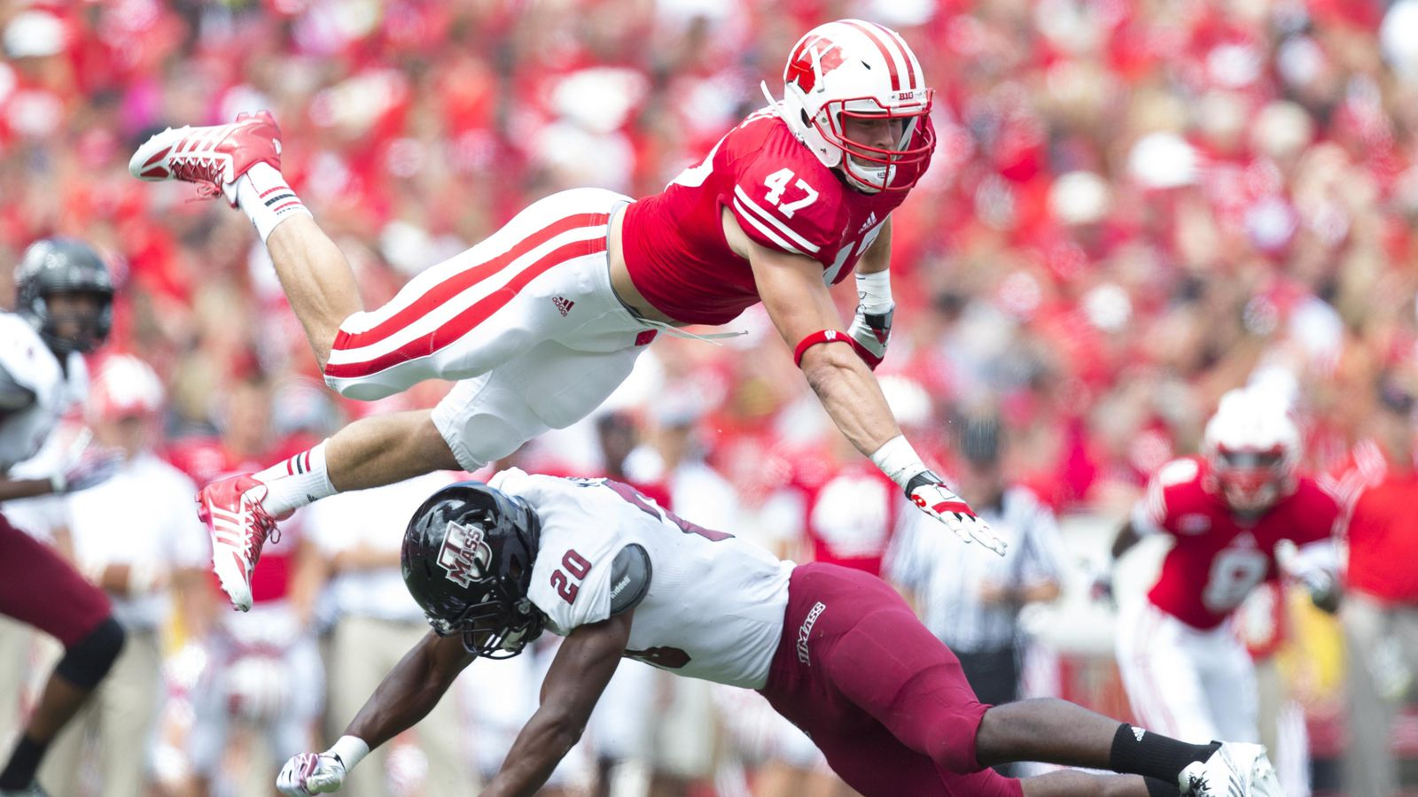 Wisconsin vs. BYU extra special for Vince Biegel - Bucky's ...