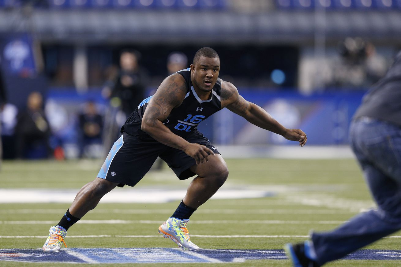 Nike jerseys for Cheap - NFL Draft: Rising, or Falling? - Ra'Shede Hageman - Turf Show Times