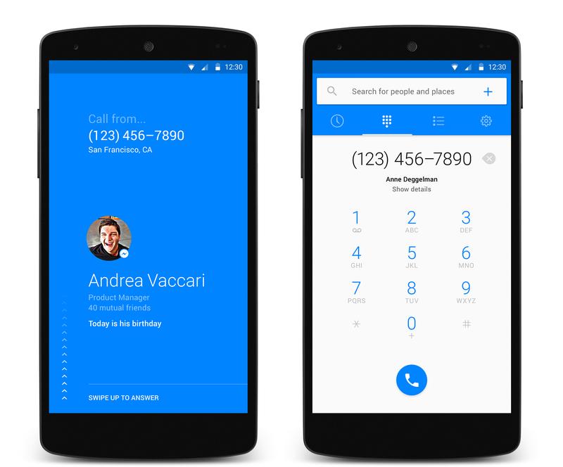 Facebook ra mắt hello thay thế ứng dụng gọi điện mặc định của android - 3