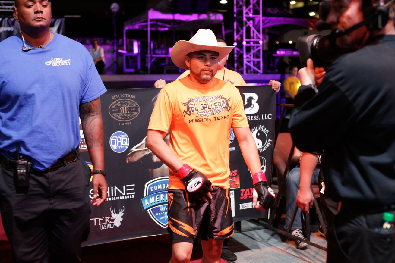 community news, Combate Americas Ricardo El Gallero Palacios talks weight cuts, sponsors, UFC, and rooster fights!