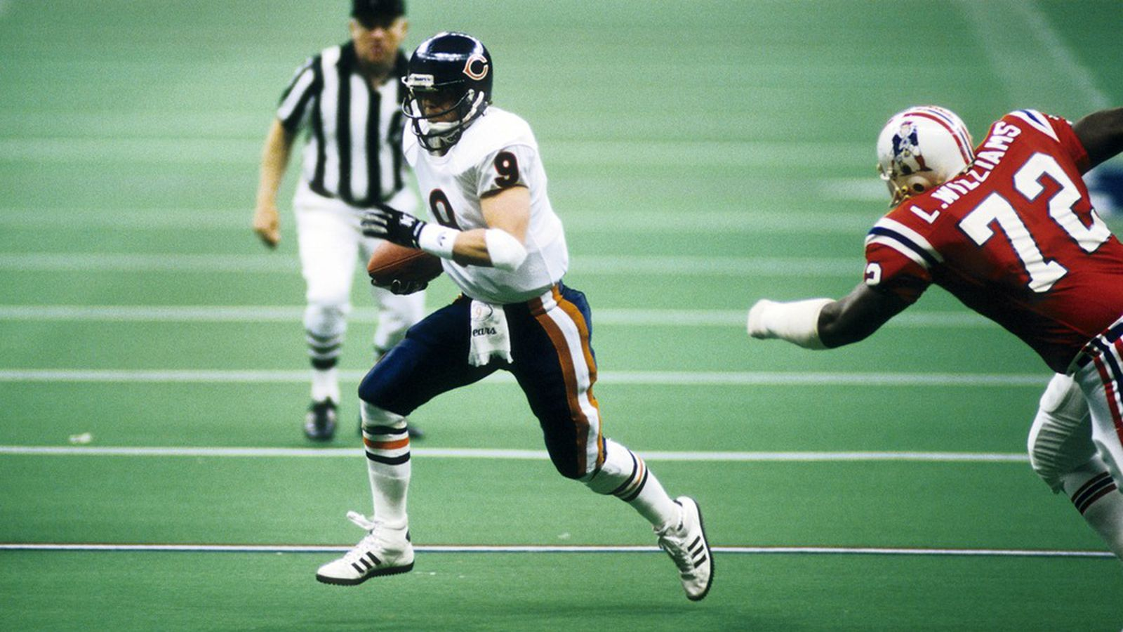 From The Archives Jim Mcmahon Talks About Mike Ditka
