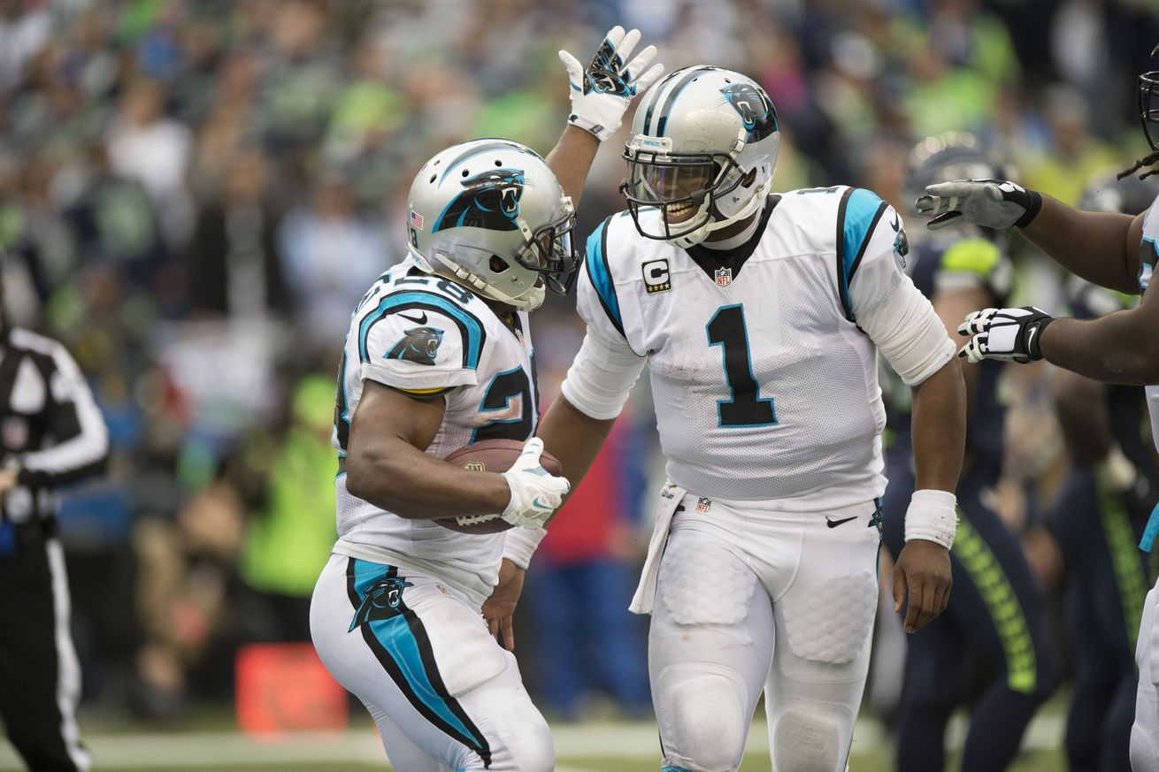 spread sports betting carolina panthers game score today