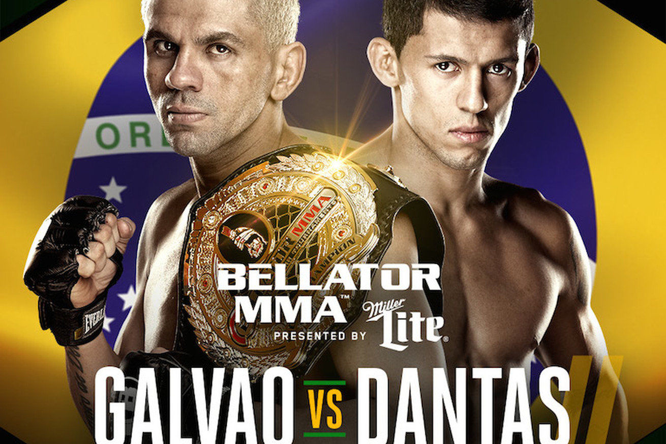 community news, Third times the charm? Galvao vs Dantas 2 now set for Bellator 156