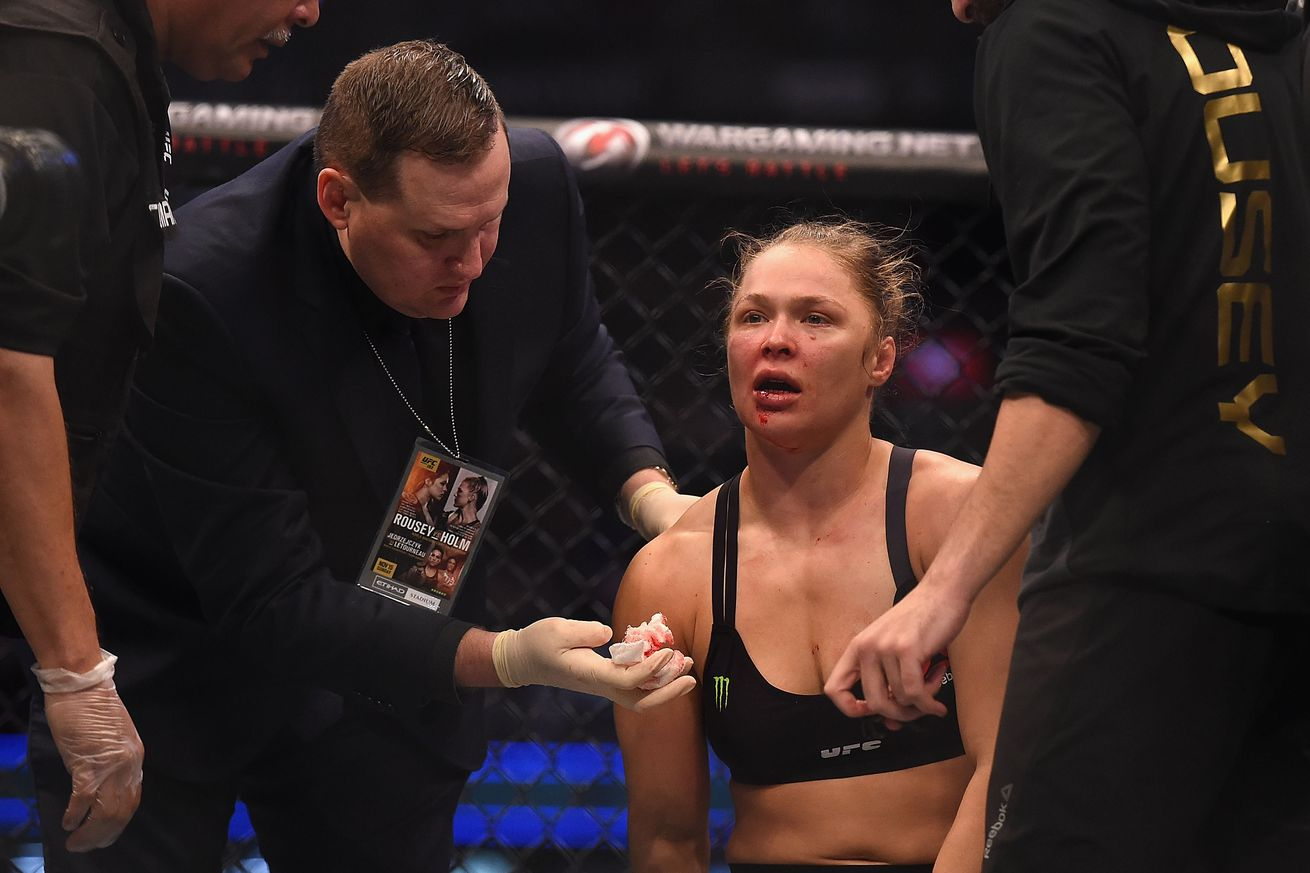 community news, Sadistic voyeurism! Punchy Ronda Rousey, UFC blood sport unwelcome in Melbourne, Australia