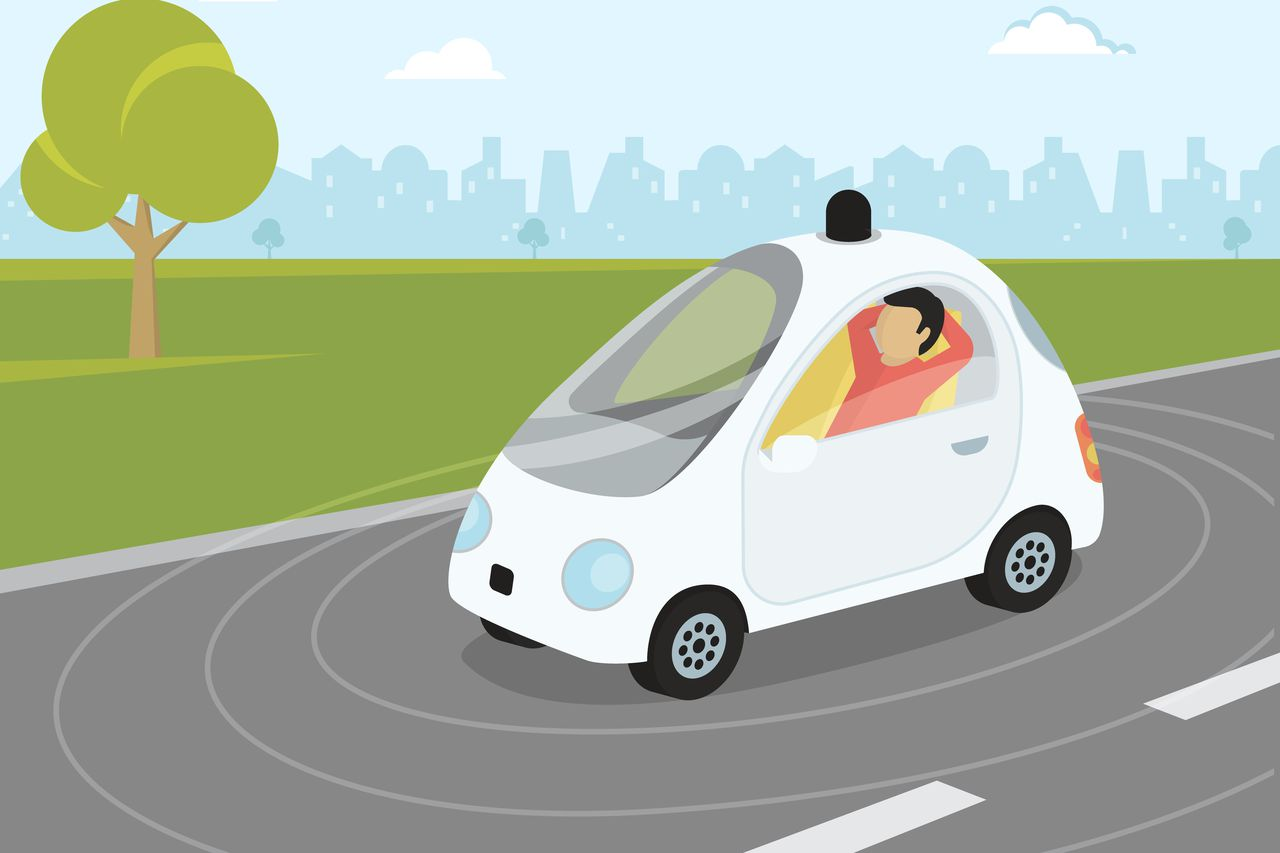 How Many Car Crashes By Self Driving Cars