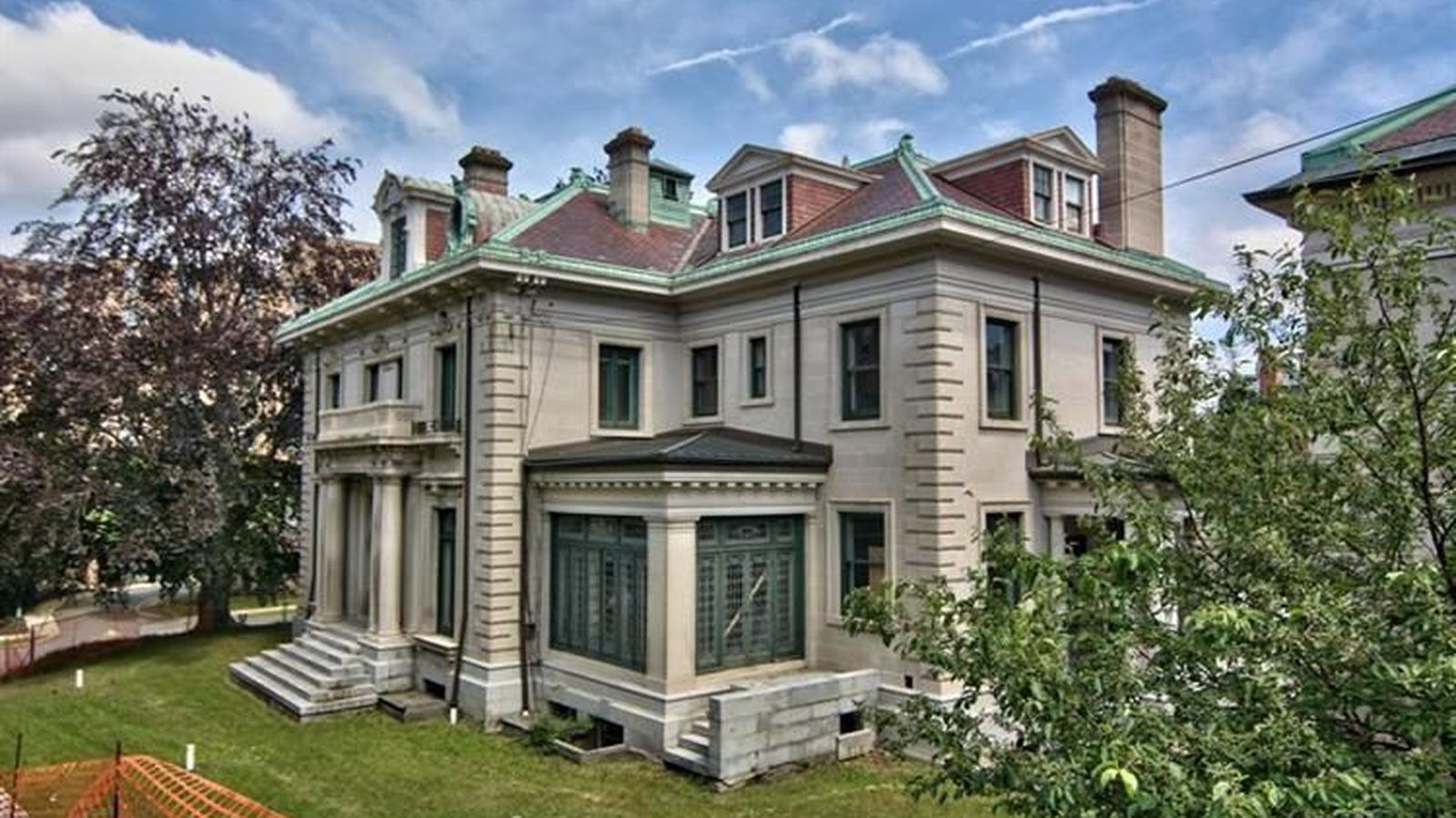 Iconic Woolworth Mansion For Sale Is Naturally A Bargain