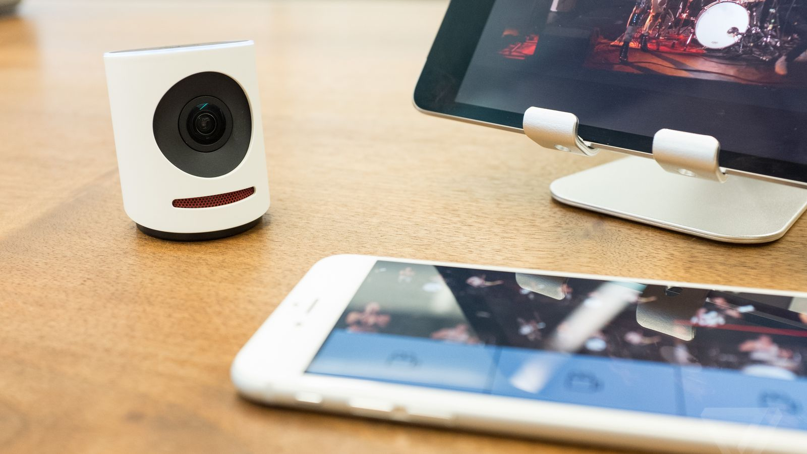 The livestream mevo is the first camera that works with for Camera streaming live