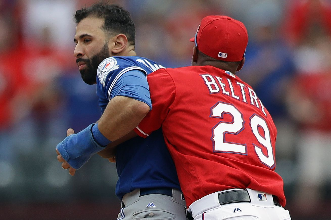 community news, UFC fighter approves of Rougned Odors punch on Jose Bautista: He set the bar