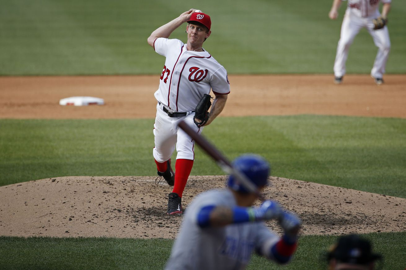 Nats snap seven game skid, down Brewers 3-2