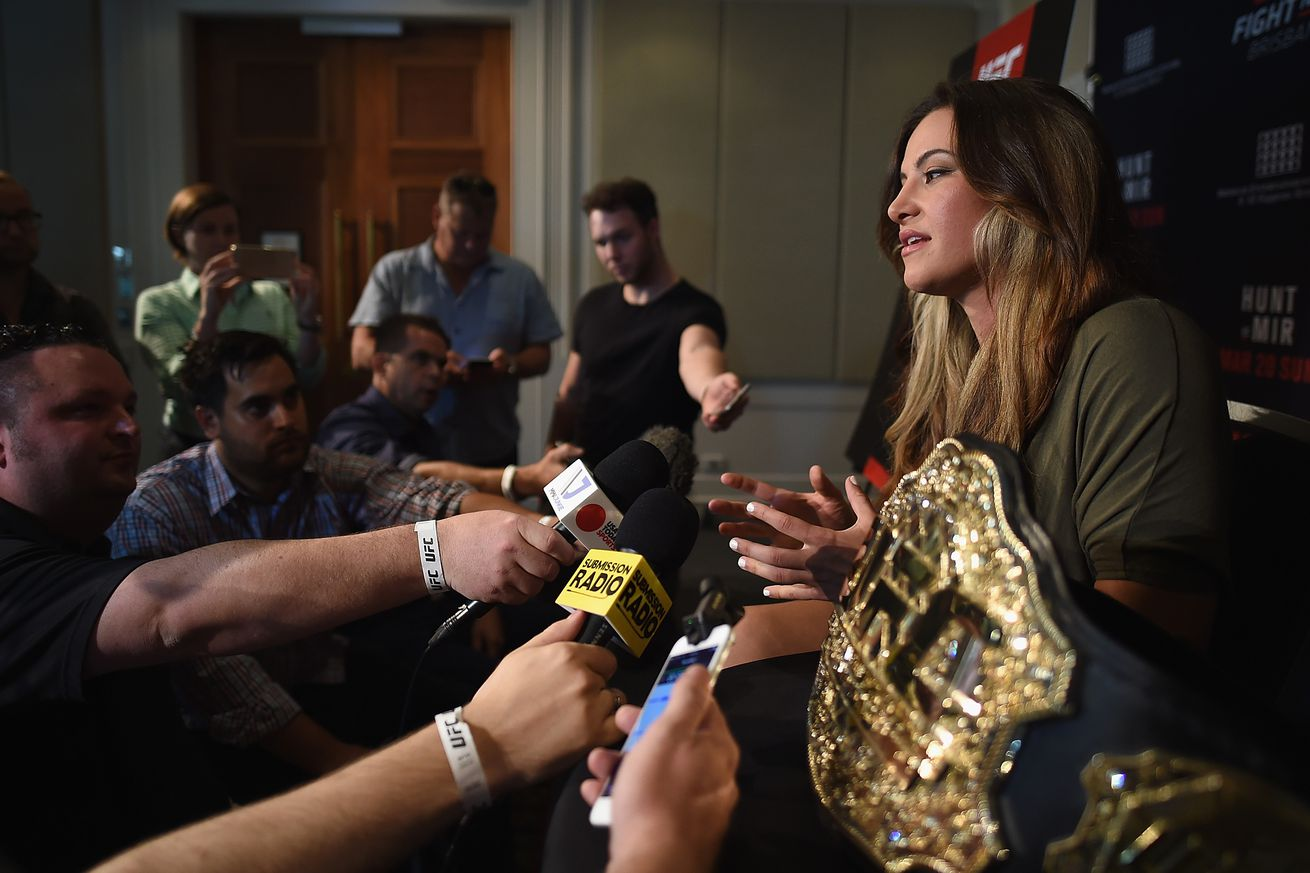 community news, Miesha Tate not interested in waiting for Ronda Rousey, wants another fight before Rowdy UFC rematch
