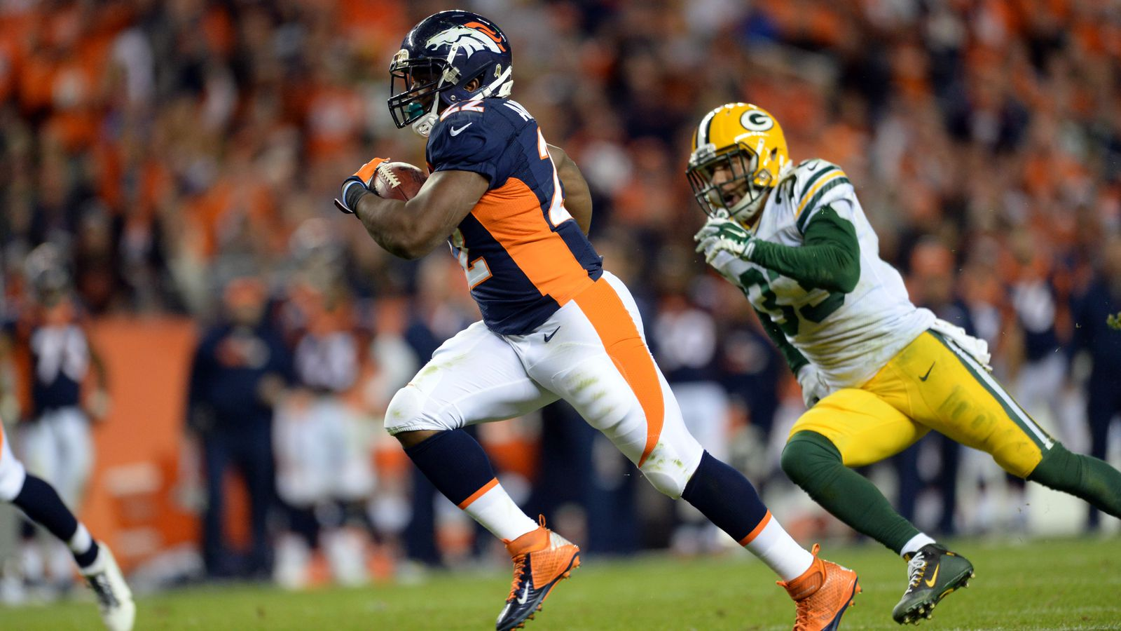 packers vs broncos score 2015 basketball predictions for today