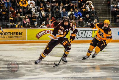 NCHC: Conference Suspends Minnesota Duluth Captain Adam Krause One Game