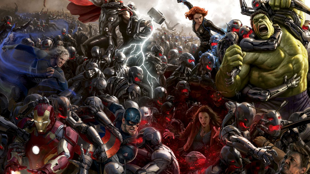 Avenger Age of Ultron Cast Salary in Avengers Age of Ultron