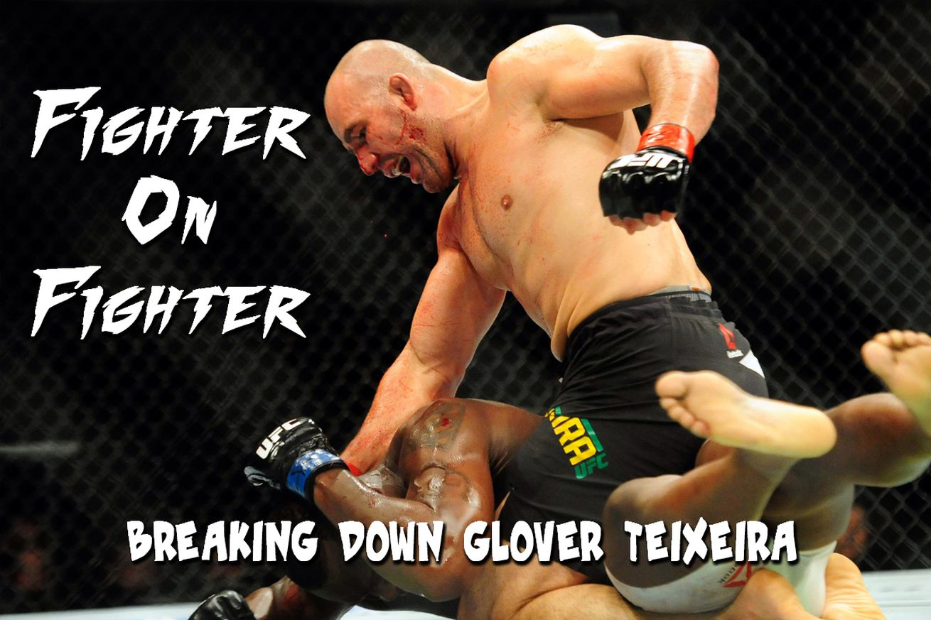 Fighter on Fighter: Breaking down UFC on FOX 19s Glover Teixeira