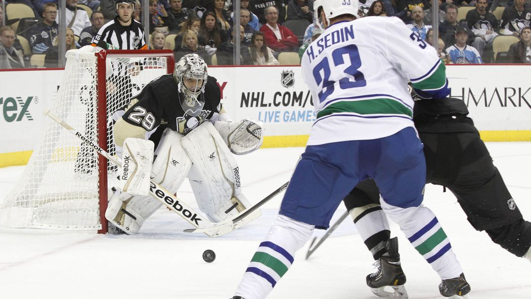 GAME DAY PREVIEW: Canucks @ Penguins - Nucks Misconduct