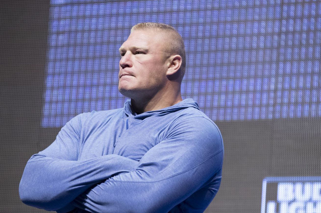 Brock Lesnar's first NSAC hearing for UFC 200 failed drug tests set for Aug. 23