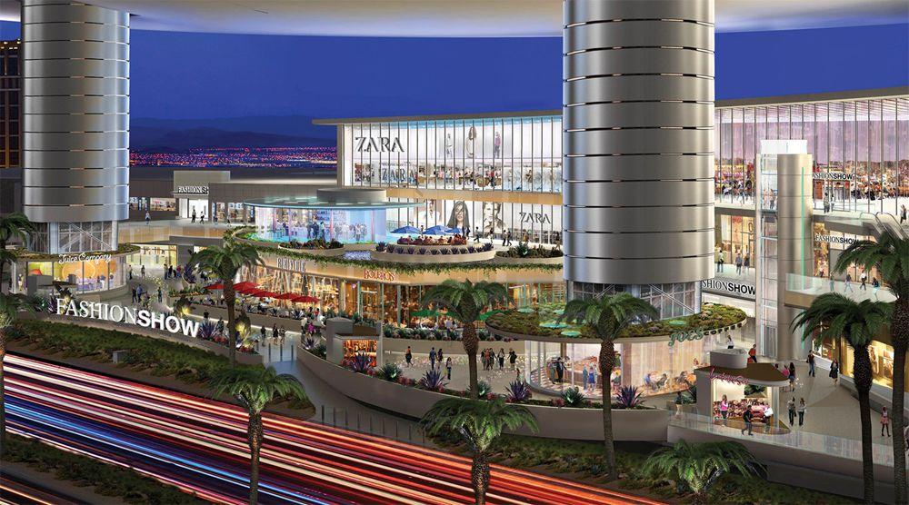 Kona Grill Fashion Show Mall
